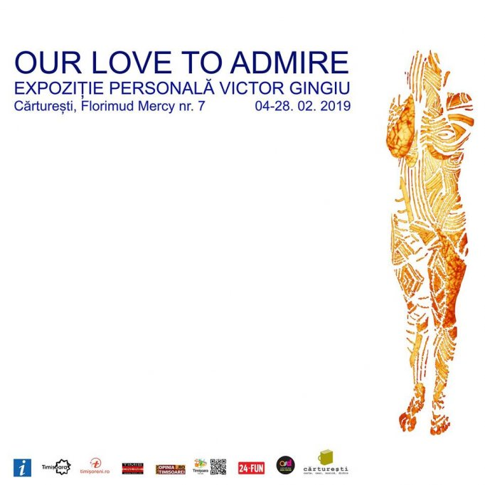 Our love to admire - Victor Gingiu
