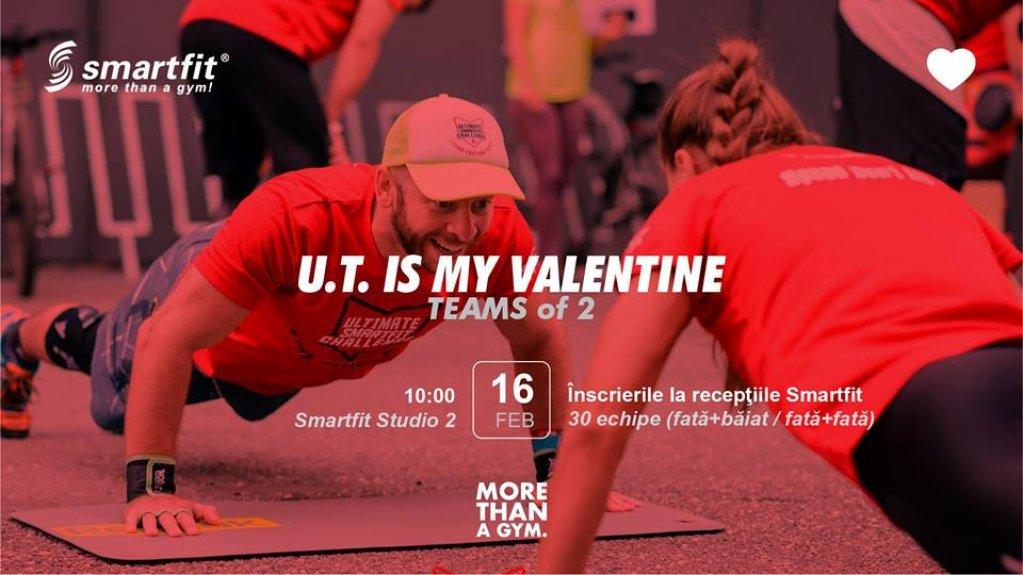 #UT is my Valentine