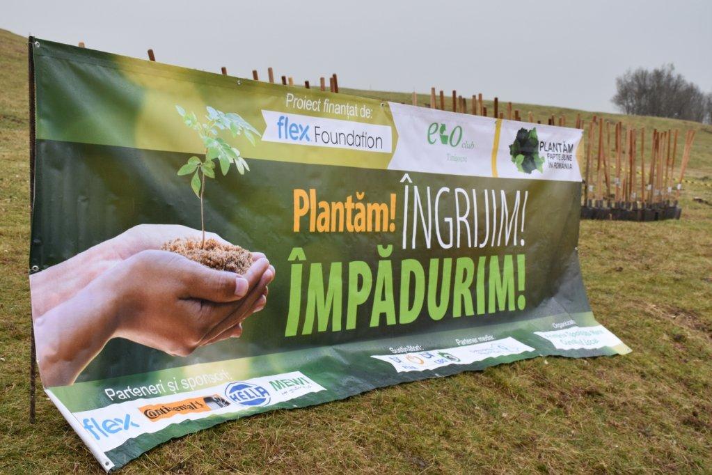 Plantam fapte bune in Romania - 16 martie 2019
