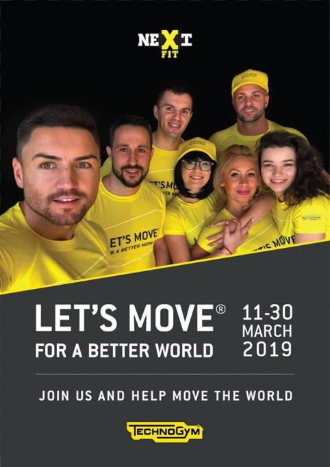 Let' s move for a better world