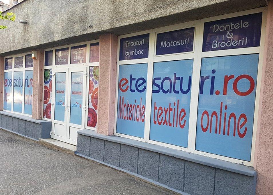 Cel mai mare magazin online de țesături din România deschide un showroom la Timișoara