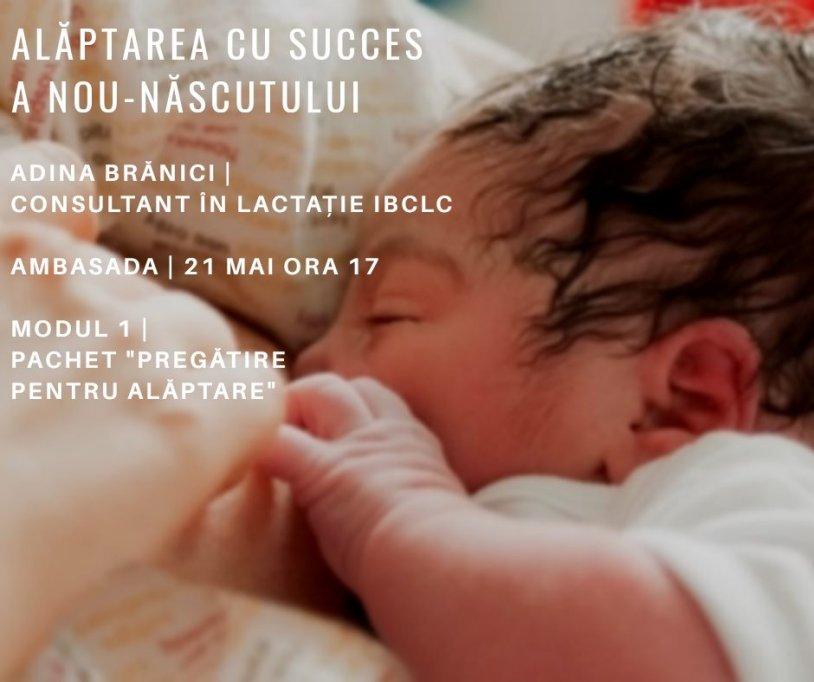 Alaptarea cu succes a nou-nascutului
