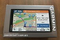 Navigație noua Garmin drive Smart 61 europe Lmt-D gps