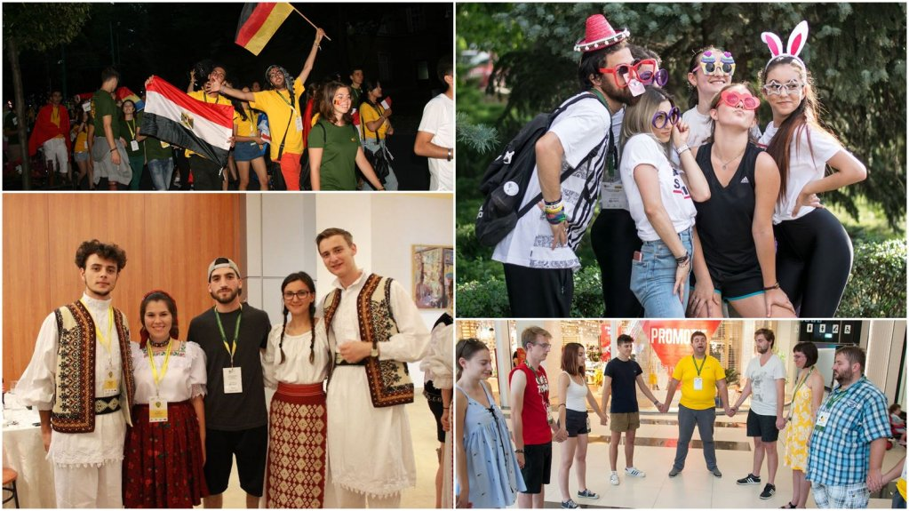 ISWinT 2018 - International Student Week in Timisoara