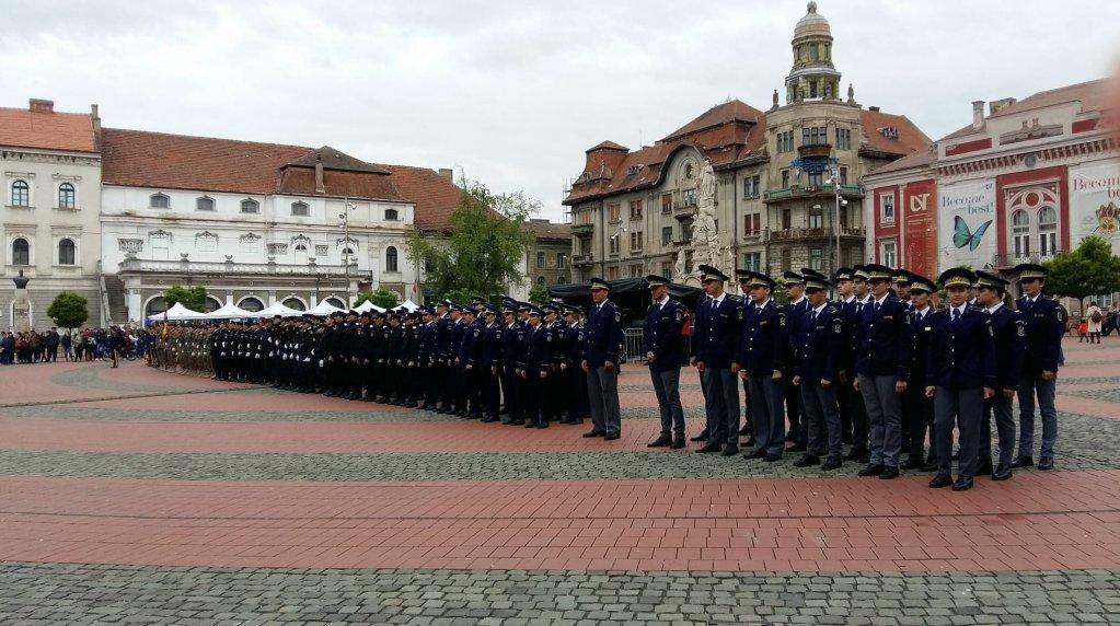 Ziua Europei sarbatorita la Timisoara