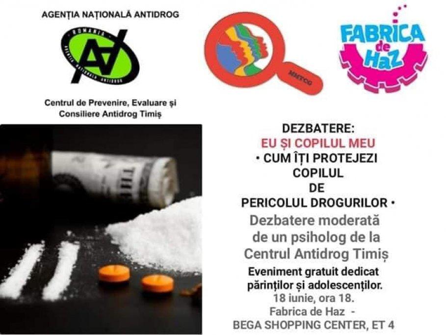 Eu si copilul meu - Cum imi protejez copilul de droguri