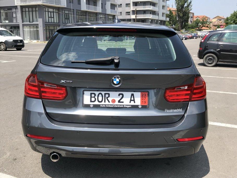 Bmw 320D Xdrive,an 2014,184 cp,euro 5,2.0 diesel
