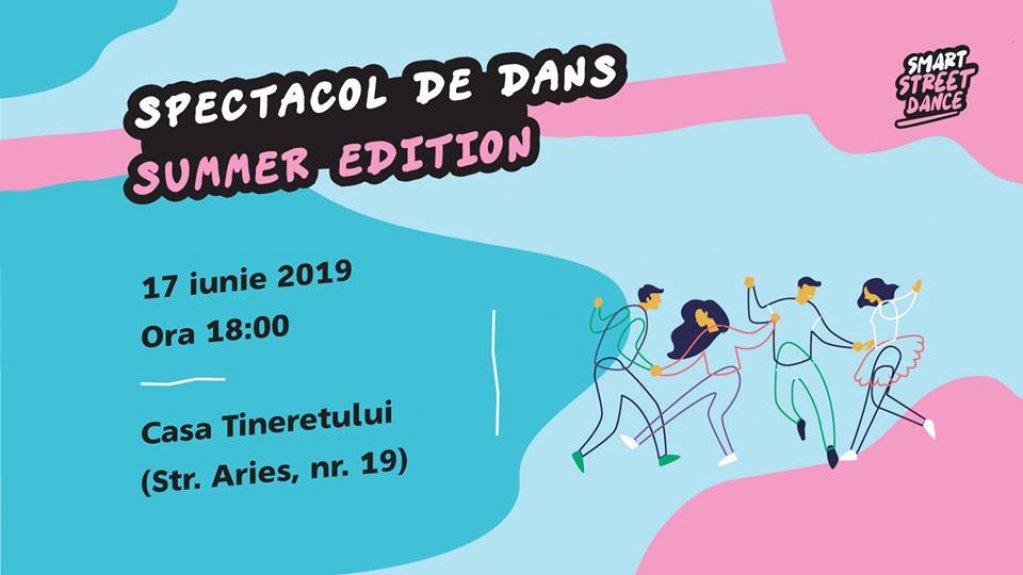 Spectacol de dans: Summer Edition