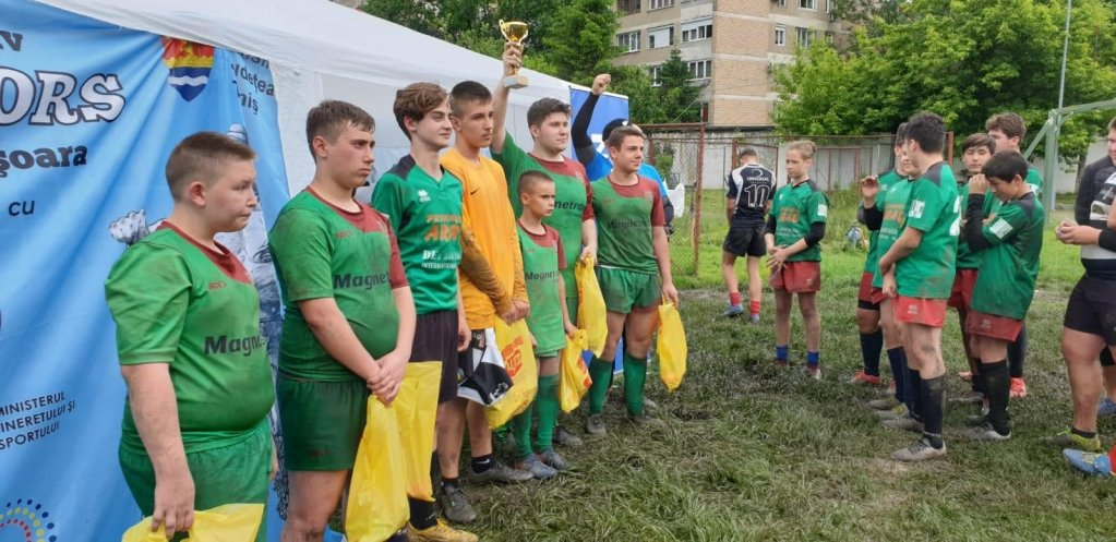 "Trofeul ""Razboinic Junior"" un nou succes"