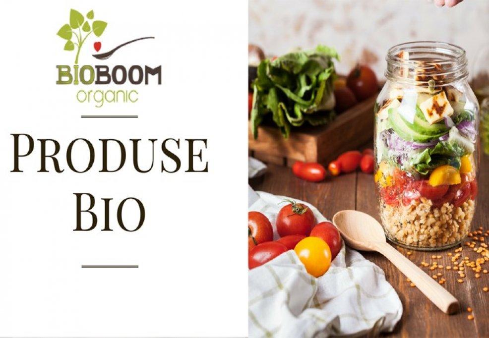 BioBoom, magazinul naturist cu cea mai variată gamă de produse