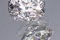 Diamantele Cushion versus Cushette