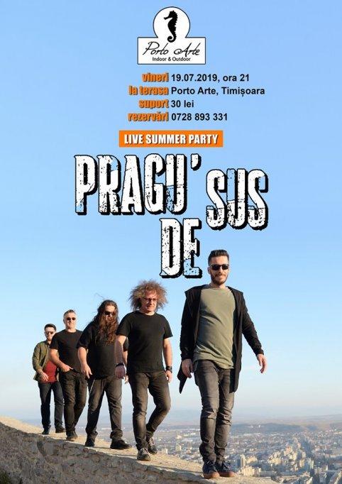 Concert Pragu de Sus