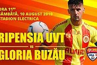 FC Ripensia - Gloria Buzau