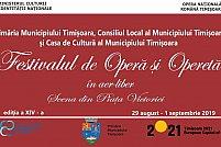 Festivalul de Opera si Opereta in aer liber