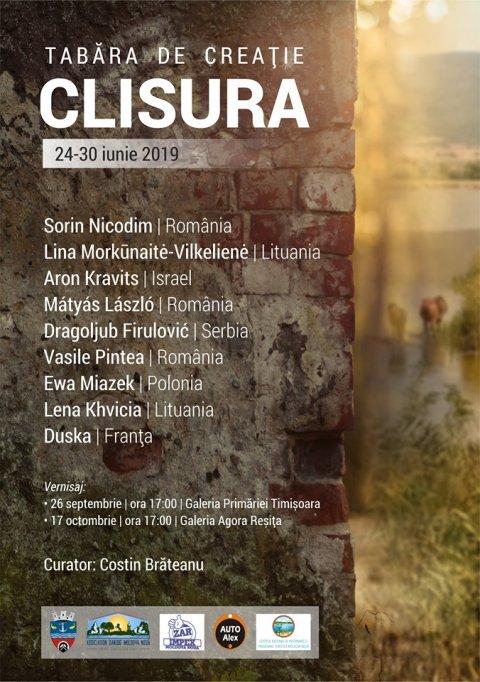 """Tabăra de creație artistică si documentare """"Clisura Dunării"""""""