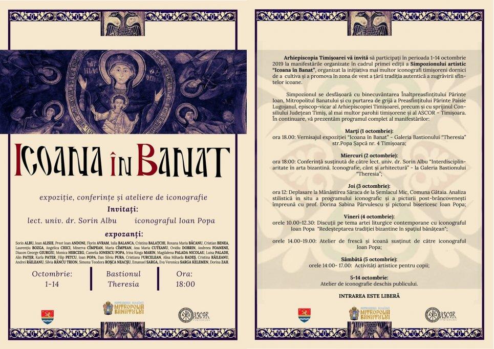 Icoana in Banat