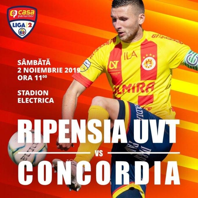 FC Ripensia - FC Chiajna