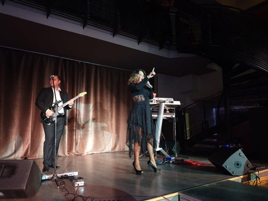 Neda Ukraden a revenit la Timisoara cu un recital de exceptie