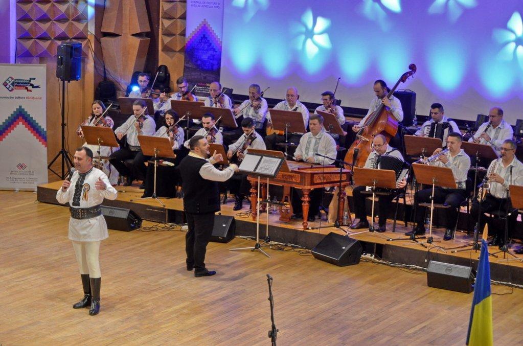 Cânt și suflet românesc