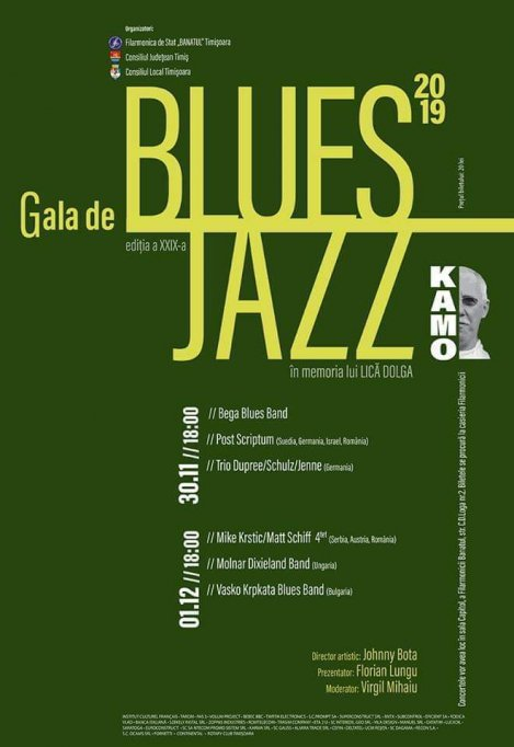 Gala de Blues - Jazz Kamo