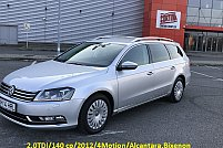 Vw passat 4Motion,an 2012,2.0 tdi,140 cp,4x4