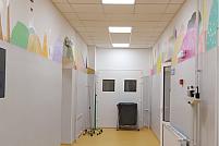 """Renovarea saloanelor în Clinica de pediatrie a Spitalului Clinic de Urgență pentru Copii """"Louis Țurcanu"""" din Timișoara"""
