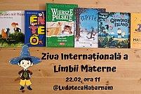 Ziua Internațională a Limbii Materne sărbătorită de copii