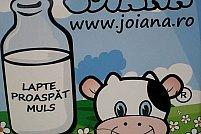 Lapte Joiana - Piata Dacia