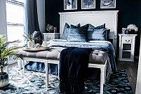 Patul tau spune totul despre tine! Alege lenjerii de pat cu imprimeuri si vei schimba aspectul dormitorului!