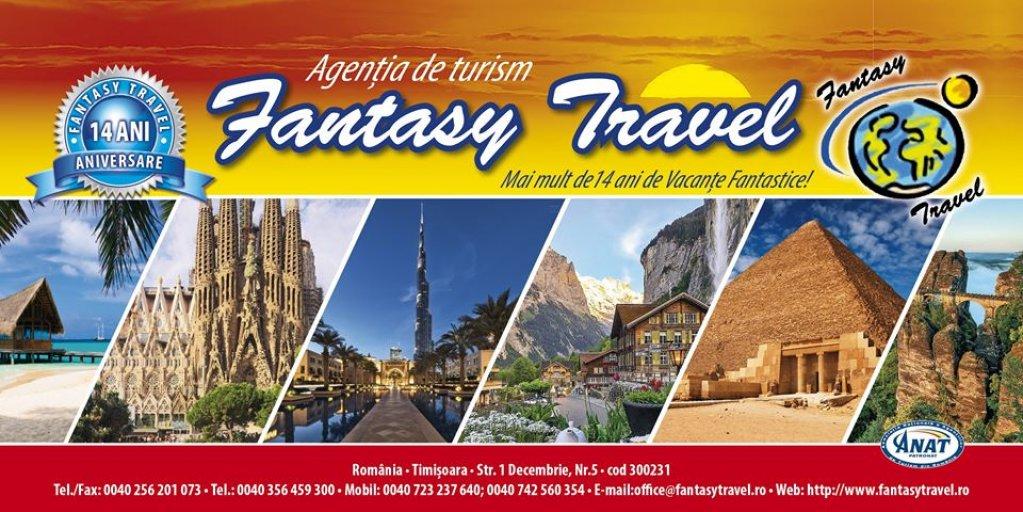 Agentia de turism Fantasy Travel