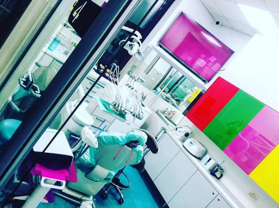 Cabinet stomatologic Mall Dental