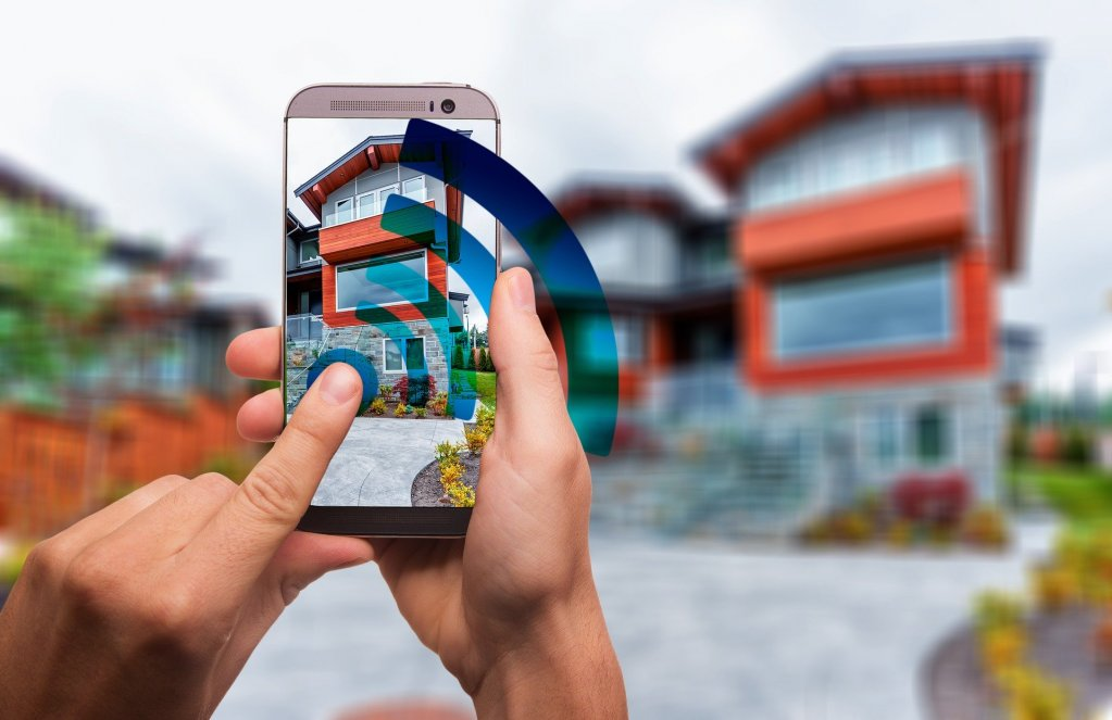 Solutiile IoT pentru casele inteligente