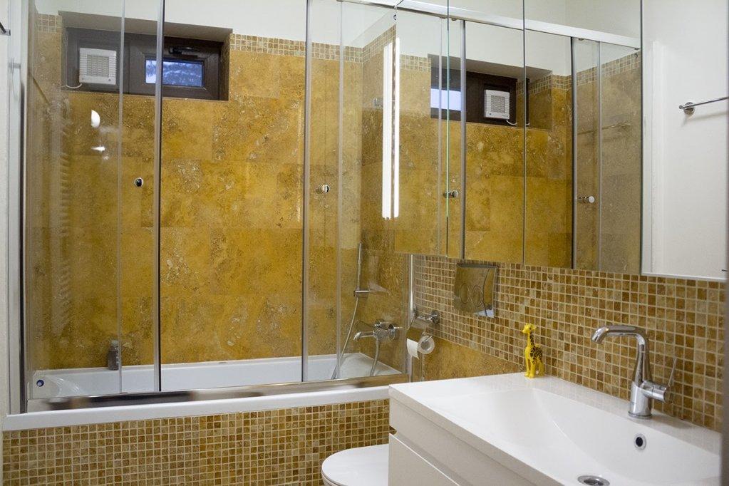Cabina de duș sau cada normală?
