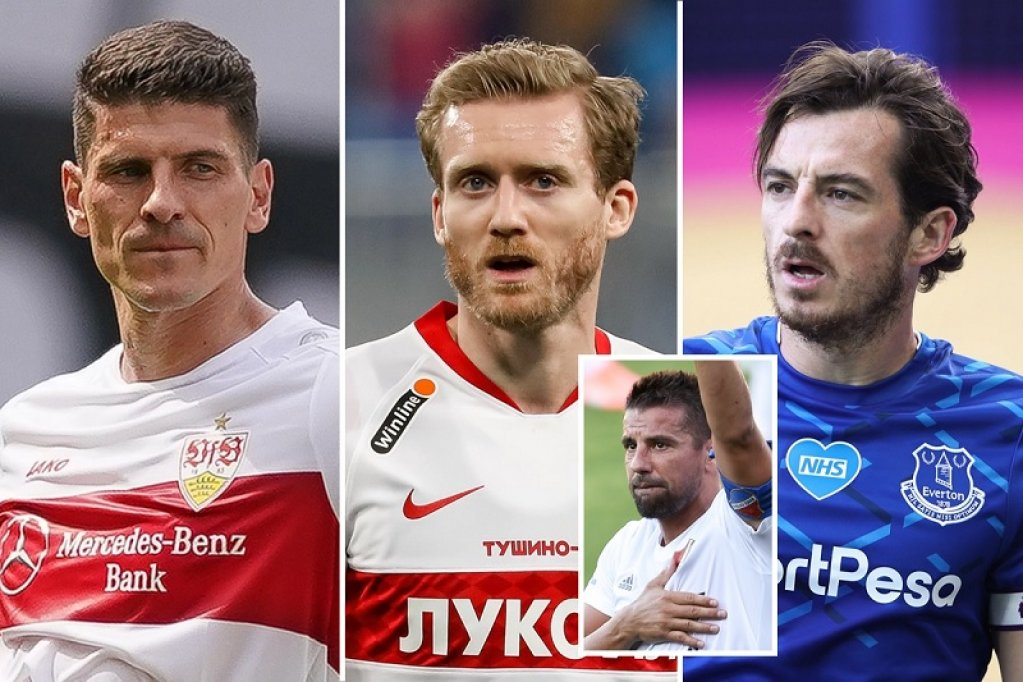 Cei mai importanți 10 fotbaliști care s-au retras în 2020