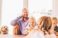 15 activități distractive de făcut acasă, cu puștii tăi
