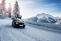 Cum pregatim in mod corespunzator masina pentru o iesire la munte iarna?
