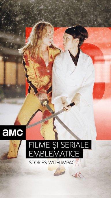 AMC, canalul preferat al Americii, difuzează filme emblematice în luna decembrie