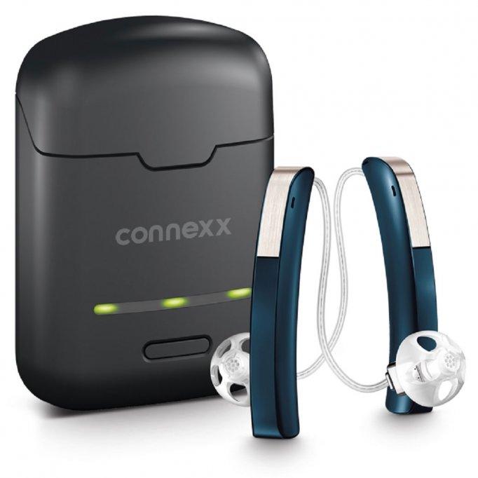 Patru zile de auditie fara o sursa electrica de incarcare, prin gama de aparate auditive reincarcabile