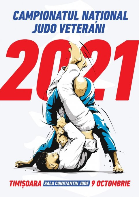 Campionatul National Judo Veterani