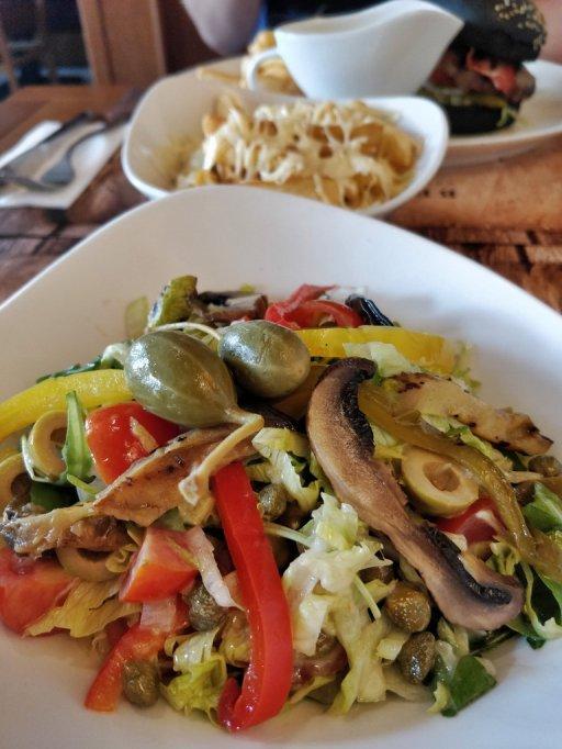 Meniu vegetarian in Timisoara
