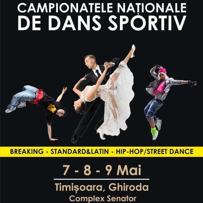 Campionatele Nationalele de Dans Sportiv