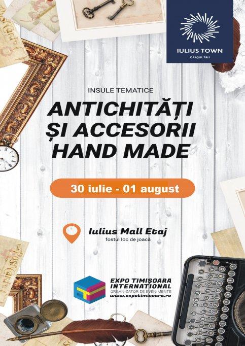 Antichitati, handmade si vintage
