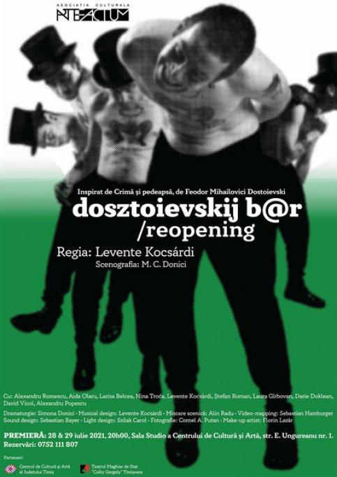 Dosztoievskij b@r/reopening