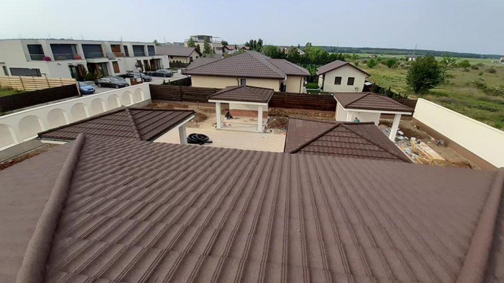 Țigla metalică - opțiunea perfectă pentru acoperișul tău