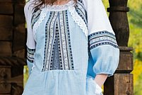 Romanian blouses, eleganta la superlativ