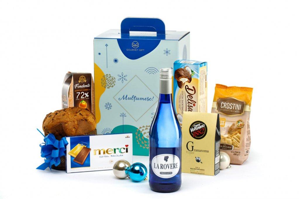 Coșuri cadou de Crăciun 2021 - se așteaptă noi creșteri ale comenzilor online