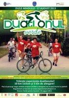 Duatlonul verde la Arad