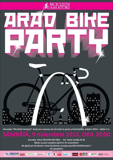 Arad Bike Party
