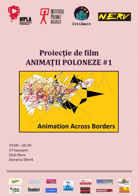 Proiectie de film Animatii Poloneze