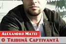 """Lansare de carte Alexandru Matei - Volumul """"O tribuna captivanta"""""""